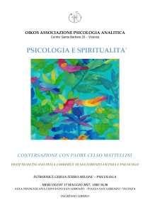 PSICOLOGIA E SPIRITUALITA' 6 IL GIARDINO INCANTATO-1