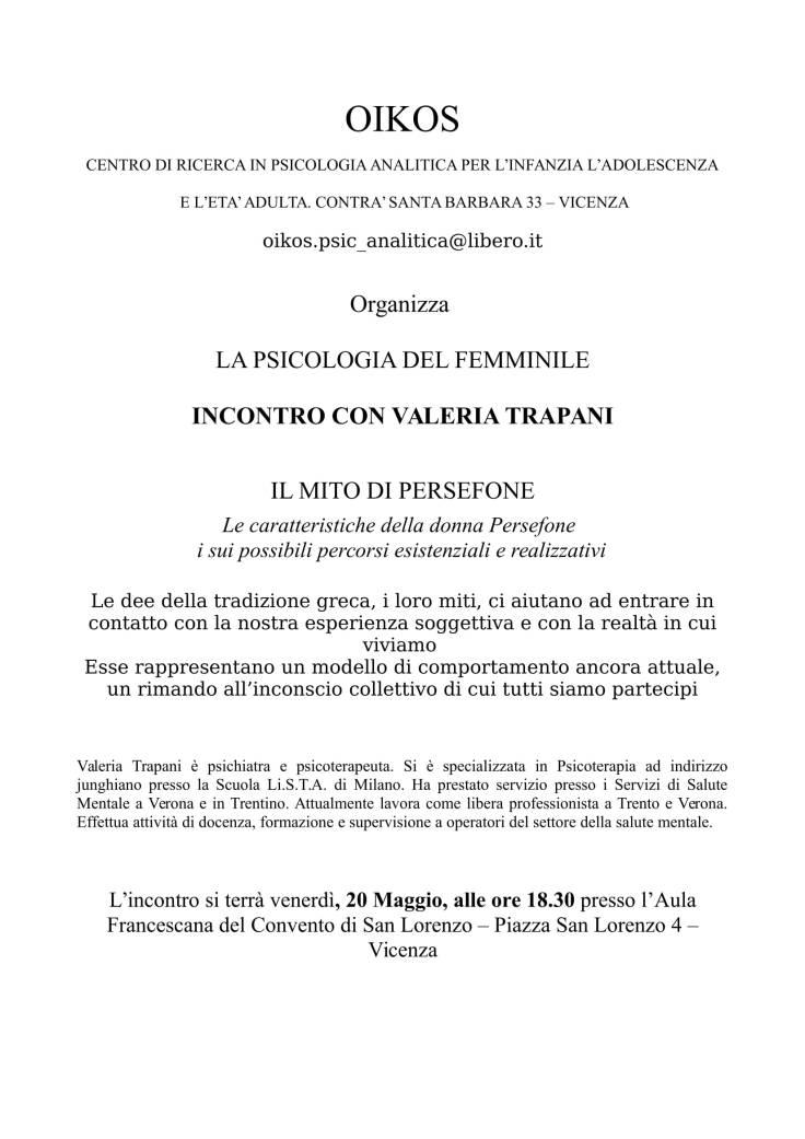Conferenza Valeria Trapani-1
